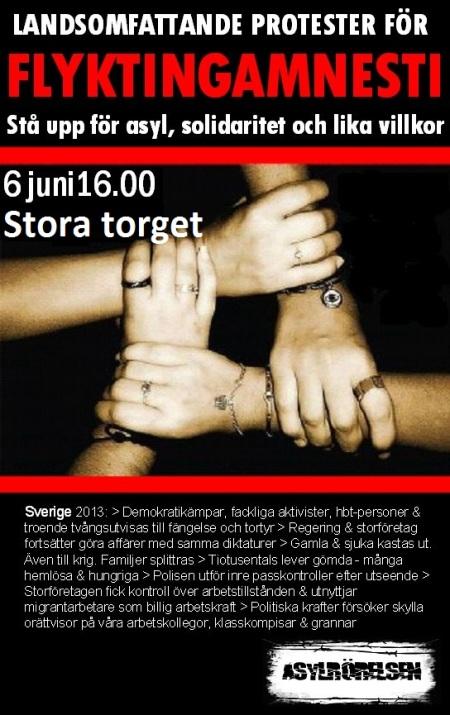 6 juni Borås