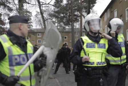 Kärrtorp polis